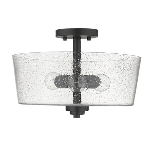 Rowe 3 Light Semi-Flush