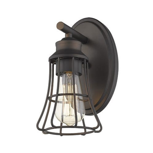 Piers 1 Light Wall Sconce
