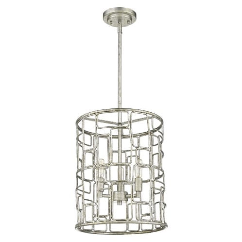 Amoret 3 Light Chandelier/Semi-Flush