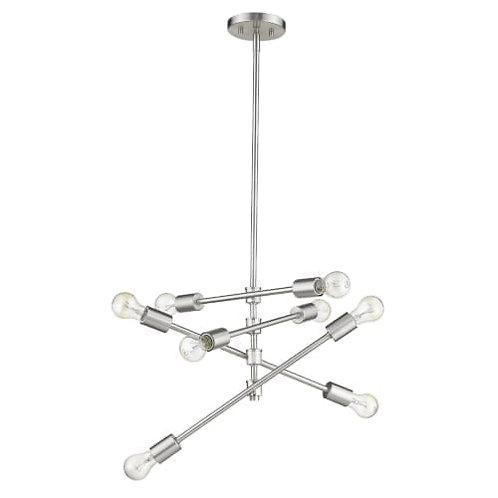 Calix 8 Light Chandelier