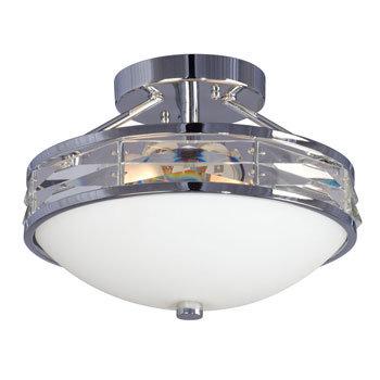 Novia 2 Light Semi-Flush
