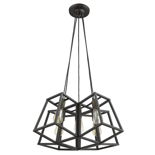 Tiberton 5 Light Chandelier