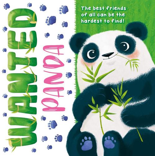 Wanted Panda Cover
