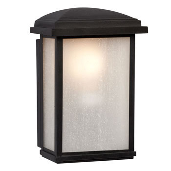 Rea Outdoor 1 Light Wall Sconce Small