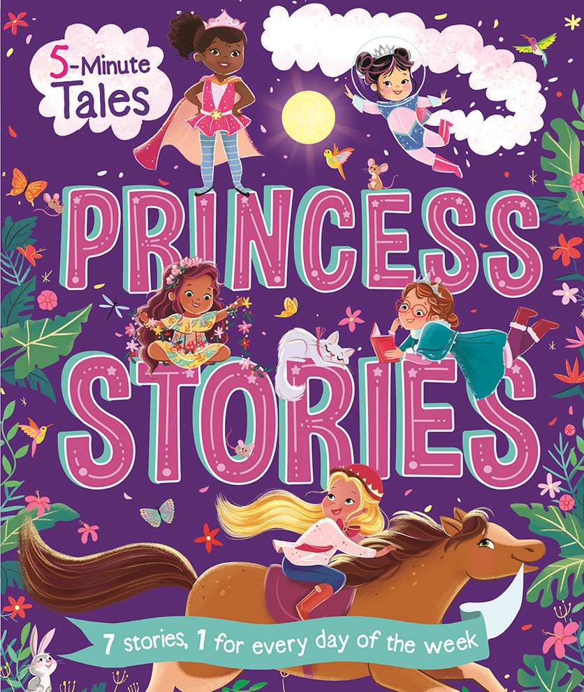 Princess Stories Cover