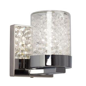 Sparkle 1 Light Wall Sconce