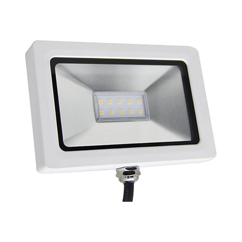 FL02-10W Flood Light White 4000K