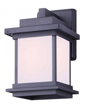 Akello 1 Light Small Outdoor Wall Sconce