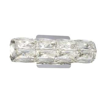 """Estella 12"""" Crystal LED Vanity"""