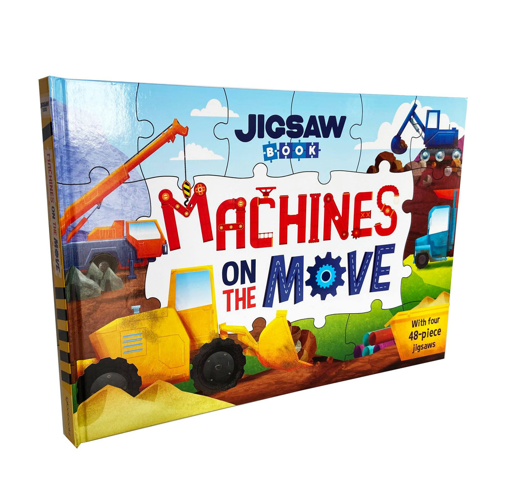 Machines on the Move Cover