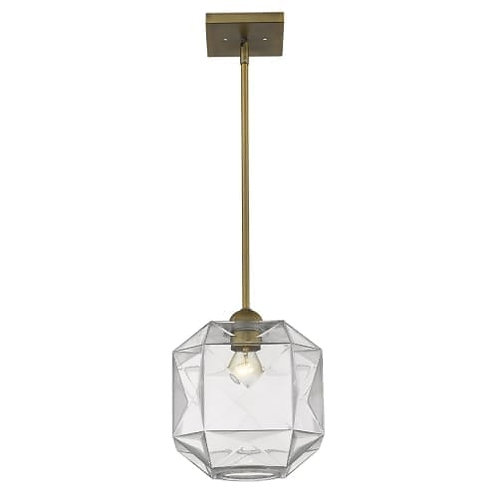 "Loft 10"" 1 Light Pendant"