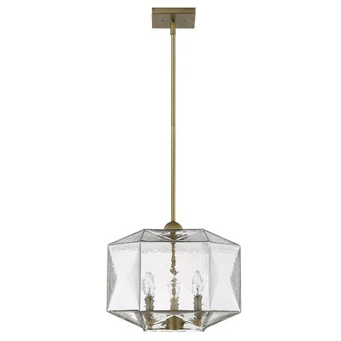 "Loft 16"" 3 Light Pendant"