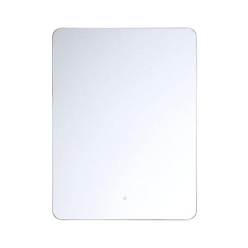 "25"" x 32"" Rectangular LED Mirror"