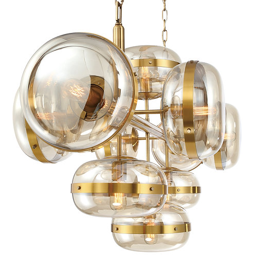 "Nottingham 54"" Oval Chandelier"
