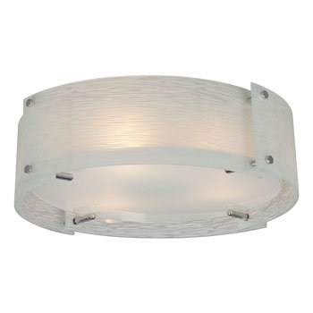 Madeo 3 Light Flush Mount
