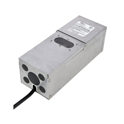 Landscape Transformer 300W - Photocell/Timer Included Submersible