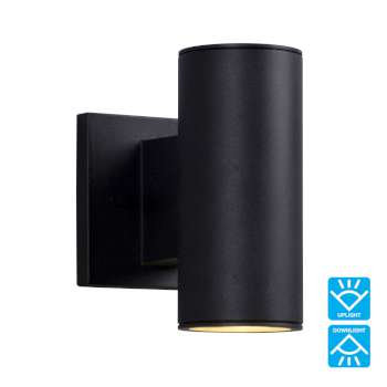 Cyclone LED Up/Down Outdoor Sconce