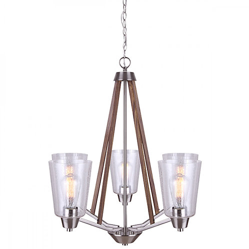 Dex 5 Light Chandelier