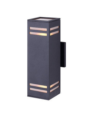 Tay Rectangular Small Outdoor Sconce