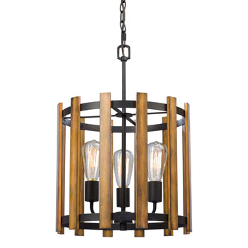 Harrsion 3 Light Pendant