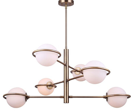 Cosima 6 Light Chandelier