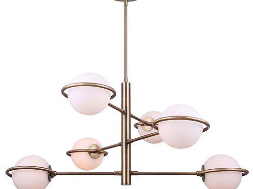 Cosima 6 Light Chandelier