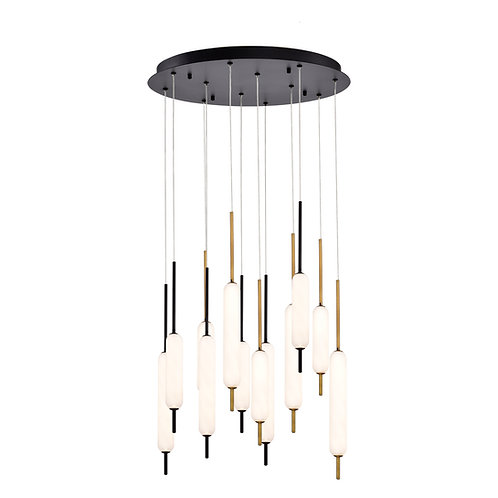 "Cumberland 22"" LED Chandelier"