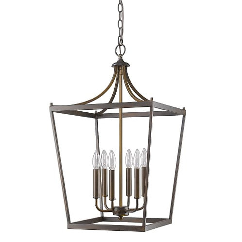 Kennedy 6 Light Chandelier