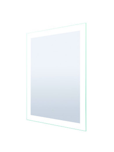 LED Mirror Wide Edge Lit