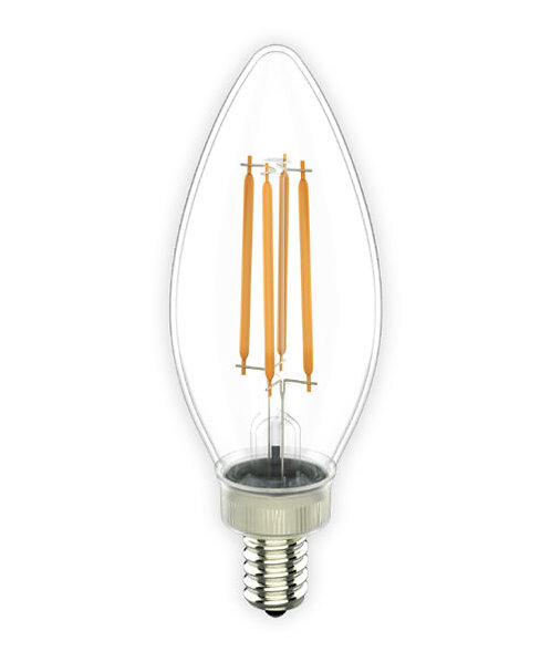 Edison LED Chandelier Lamp Dimmable