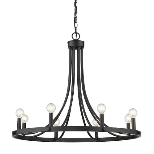 Sawyer 8 Light Chandelier