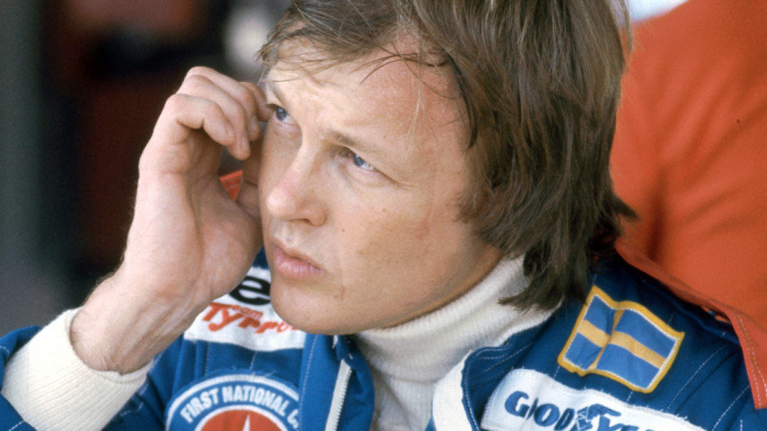 Superswede - En film om Ronnie Peterson