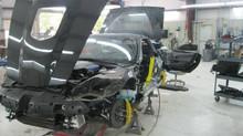 2014 Corvette ZR-1 Repair