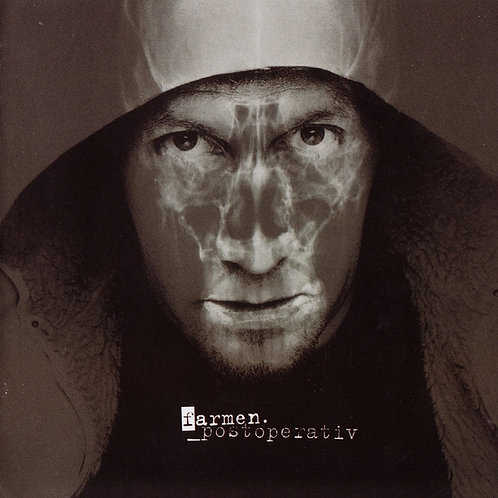 "Hasse Farmen ""Postoperativ"" (CD)"