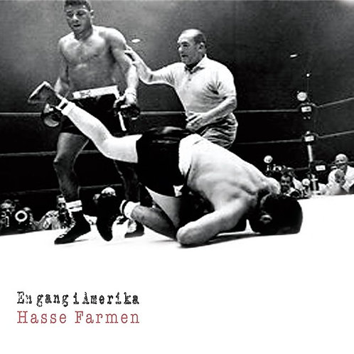 "Hasse Farmen ""En gang i Amerika"" (CD)"