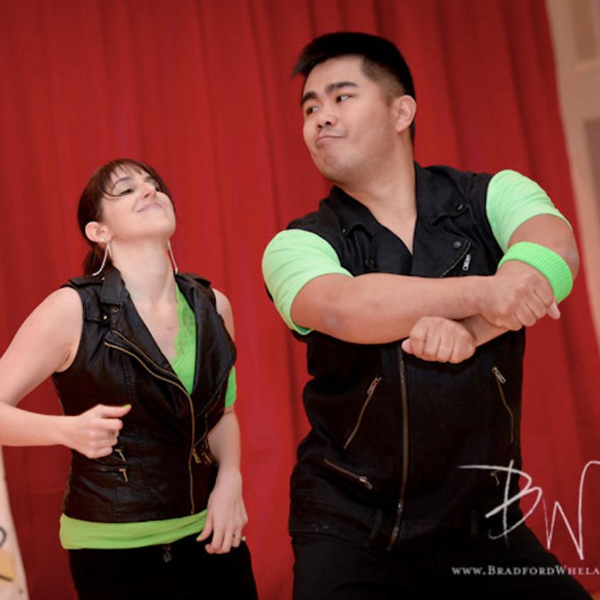 Dance with Arjay Centeno and Boston Westie