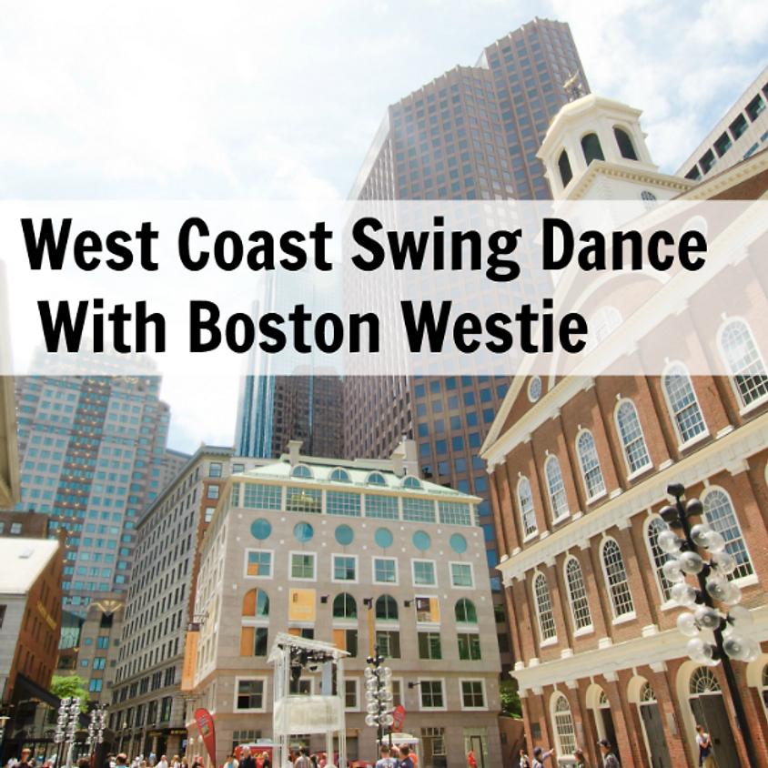Saturday Dance with Boston Westie