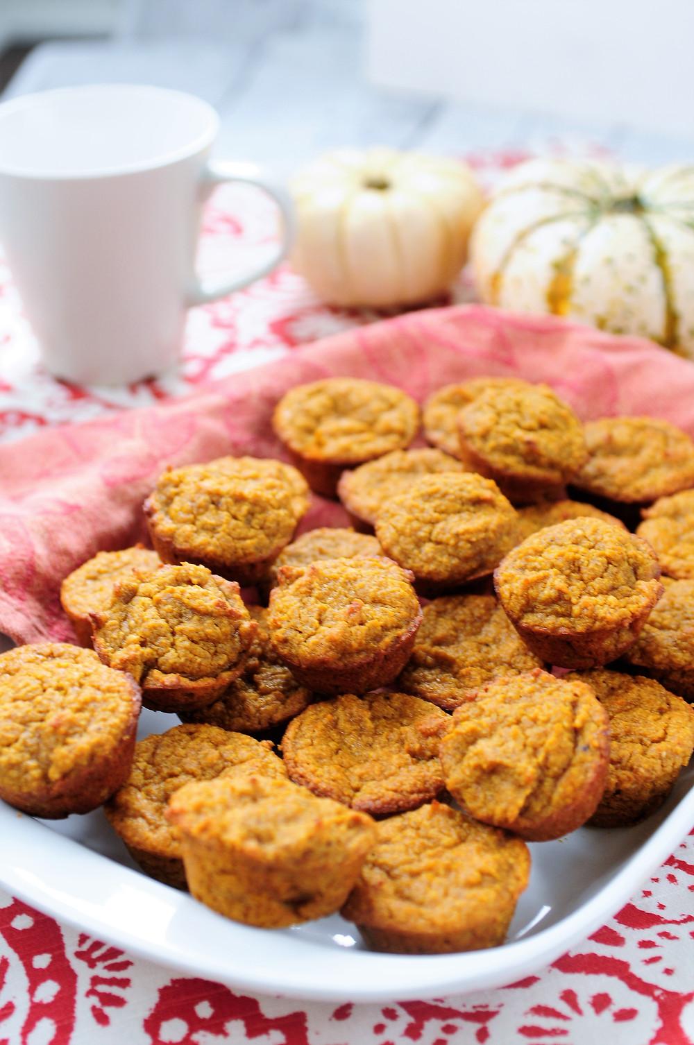 healthy-pumpkin-squash muffins