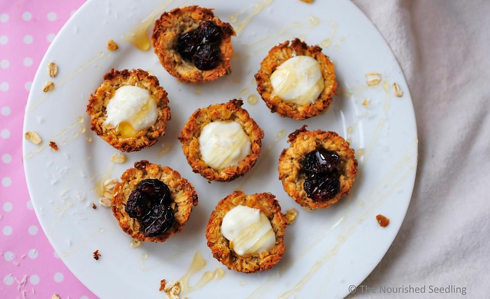 gluten-free-healthy-honey-coconut-granola-nests