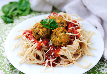 Spinach and Cheese Turkey Meatballs