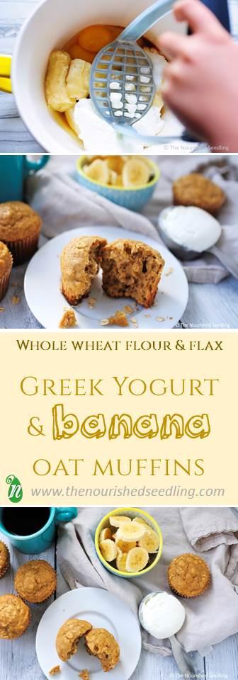 healthy-greek-yogurt-banana-oatmeal-muffins