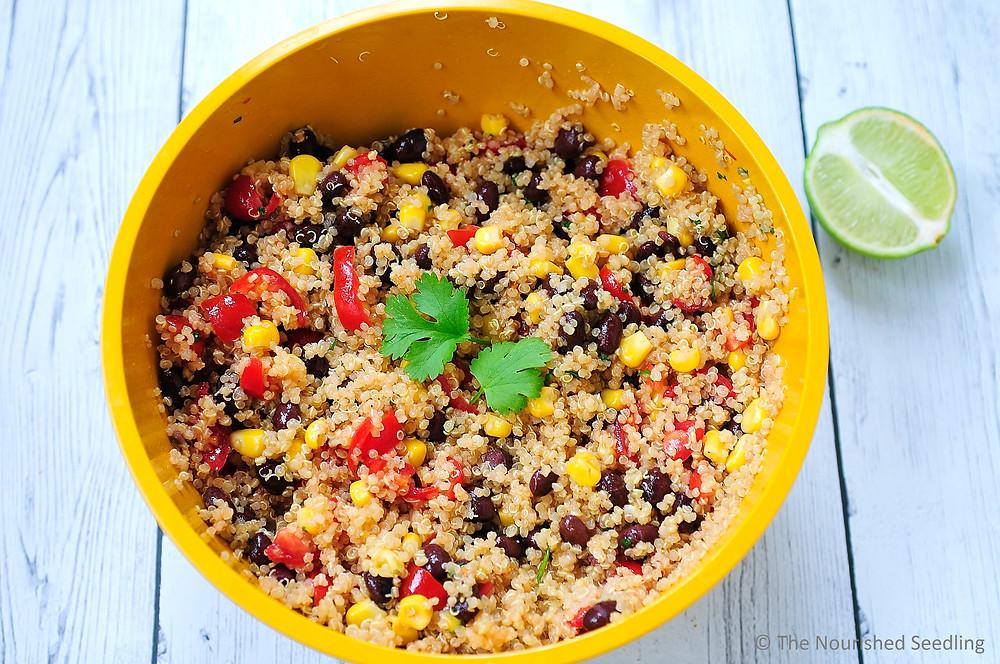 cilantro-dressing-quinoa-salad