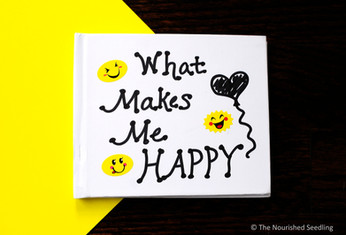 Happiness Vision Book