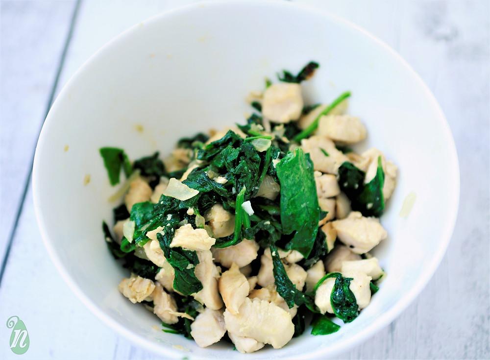 spinach-chicken-baked-alfredo-sauce