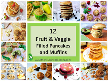 Back-to-School Healthy Muffin and Pancake Round-Up!