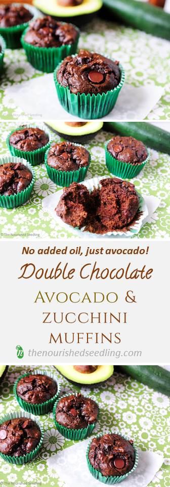 healthy-chocolate-zucchini-muffins