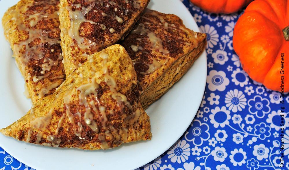 healthy-roasted -pumpkin-scones
