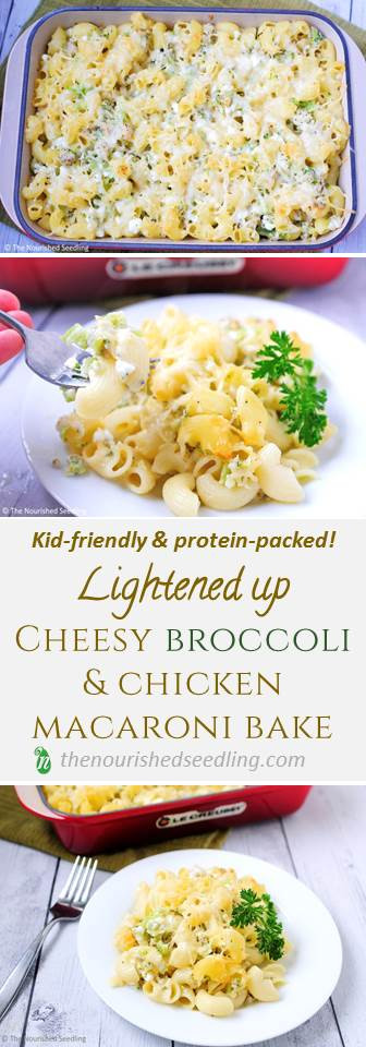 healthy-cheesy-broccoli-and-chicken-macaroni-bake