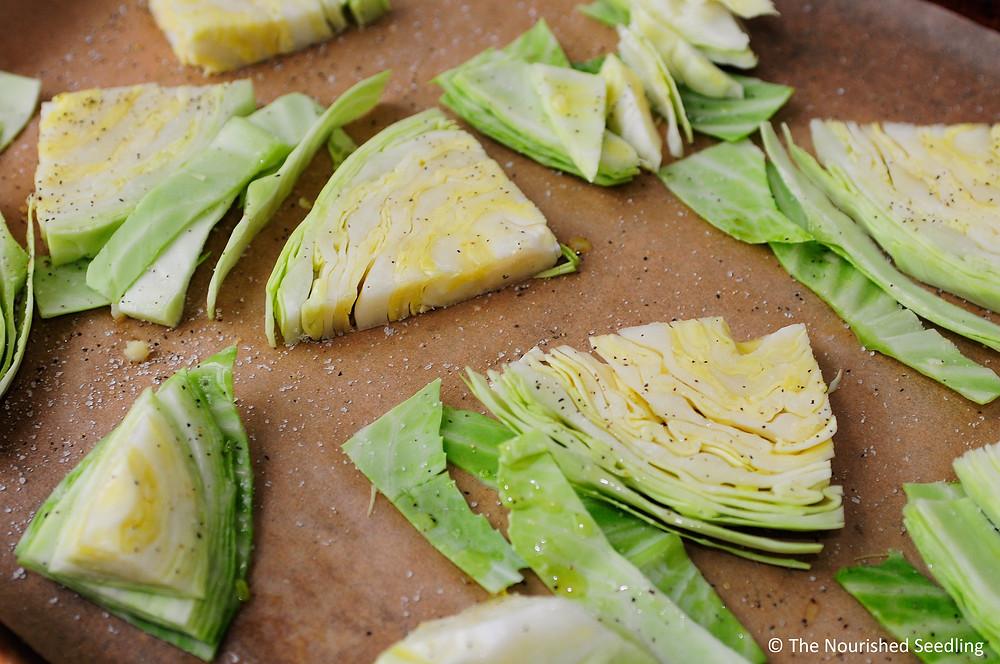 vegan-lemon-garlic-roasted-cabbage