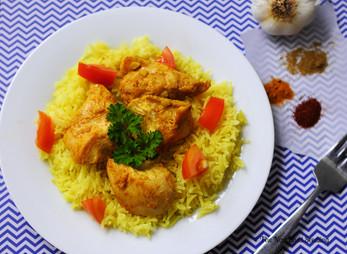 Savory Honey & Paprika Chicken